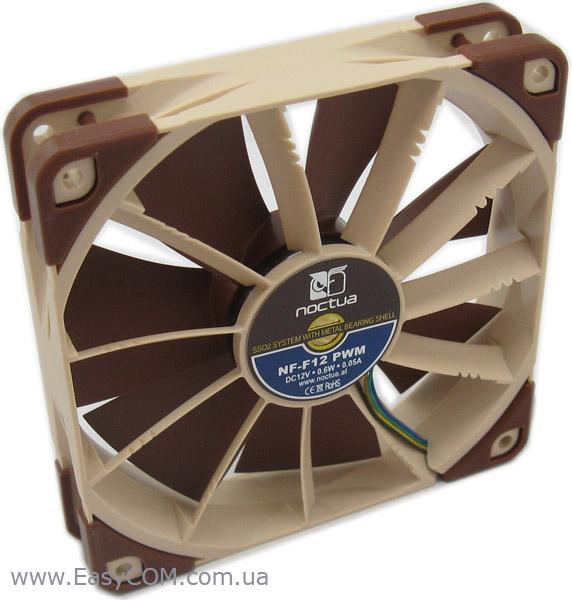 Вентилятор Noctua NF-F12 iPPC 120mm 450-2000rpm IP52 NF-F12IPPC-2000-PWM
