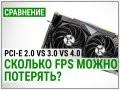 Як впливає швидкість PCIe на продуктивність GeForce RTX 3060 Ti, RTX 3070, RTX 3080, RTX 3090?