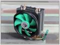 Огляд і тестування процесорної системи охолодження Aardwolf GH400: хоч мале, та завзяте