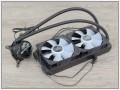 Огляд процесорної системи водяного охолодження ASUS ROG STRIX LC 240 RGB: універсальний солдат