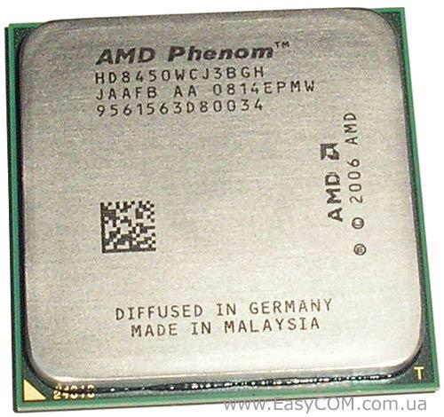 AMD PHENOM TM 8450 TRIPLE-CORE PROCESSOR DRIVERS FOR WINDOWS XP