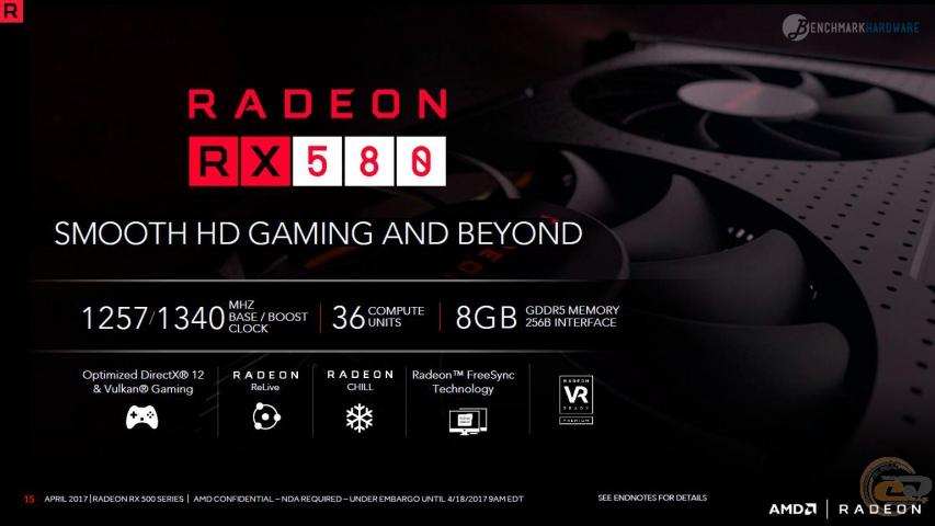 AMD Radeon RX 580-4