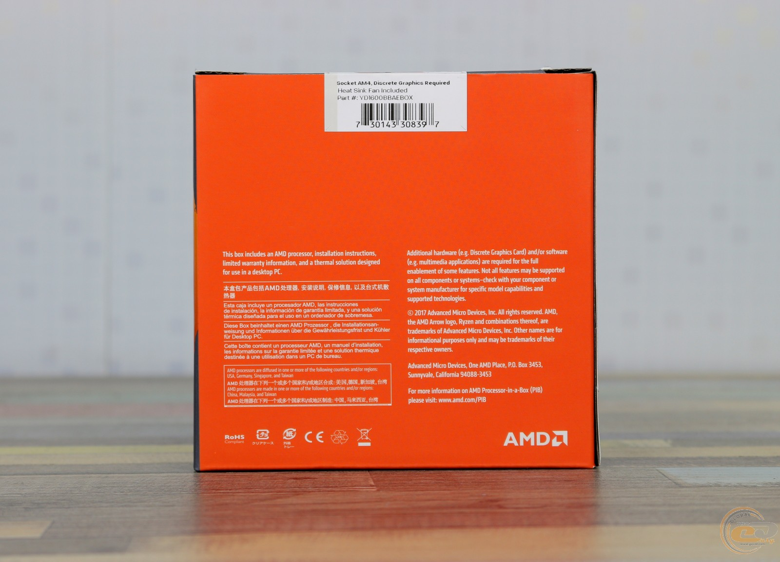 ... AMD Ryzen 5 1600-1 ...