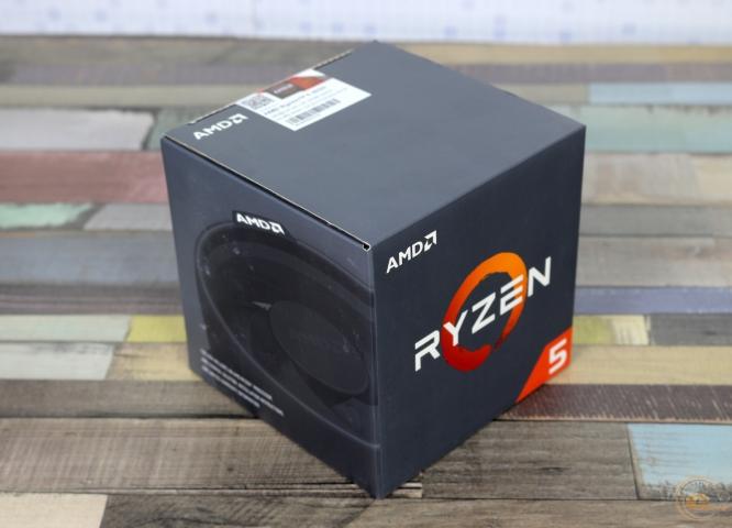 AMD Ryzen 5 1600-1