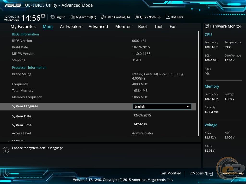 ASRock gt Z97 Pro4