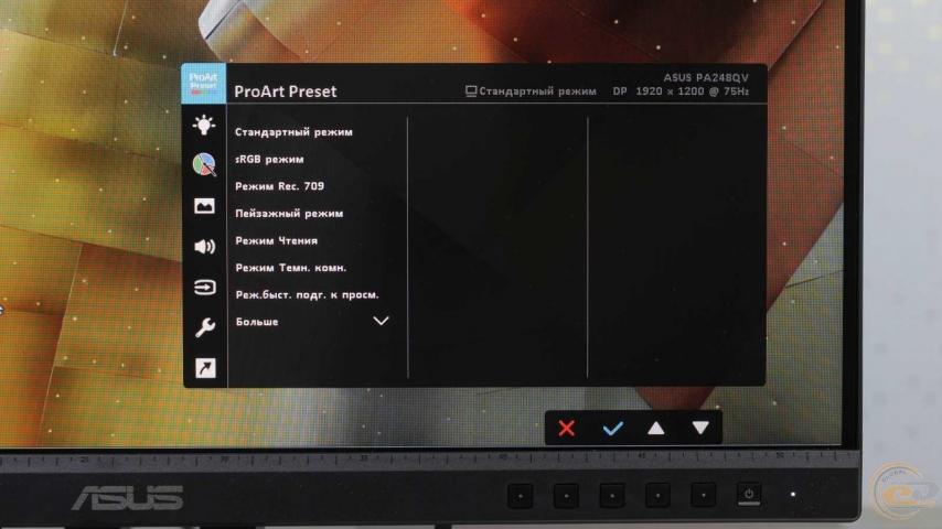 ASUS ProArt Display PA248QV-1