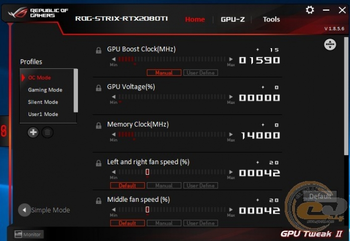 ASUS ROG-STRIX-RTX2080TI-A11G-GAMING