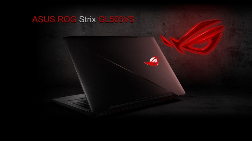 ASUS ROG Strix GL503VS