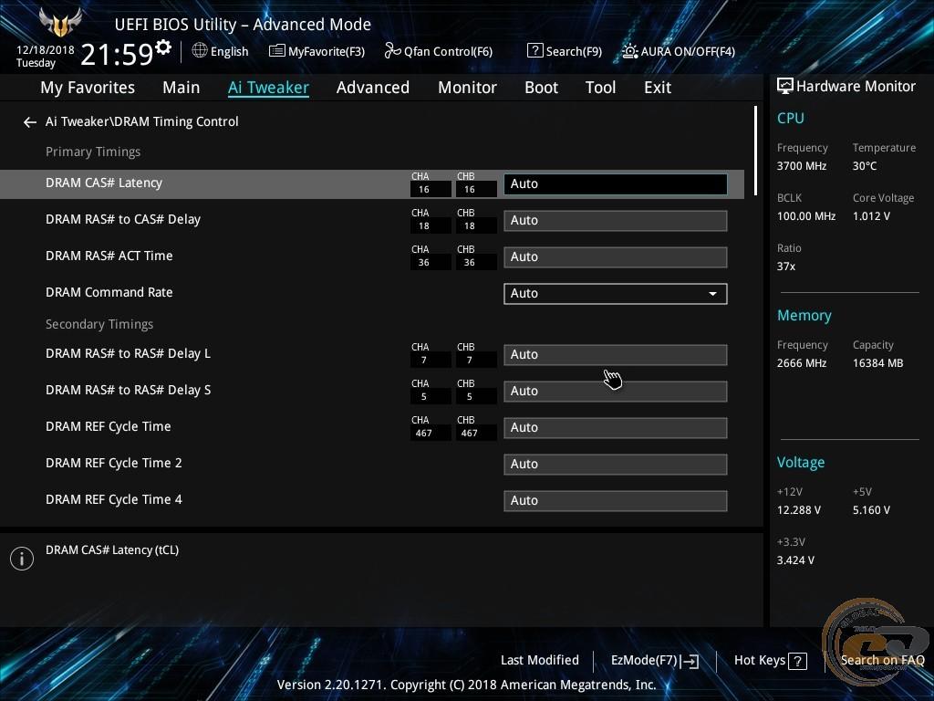 GECID com: Обзор и тестирование материнской платы ASUS TUF Z390-PLUS