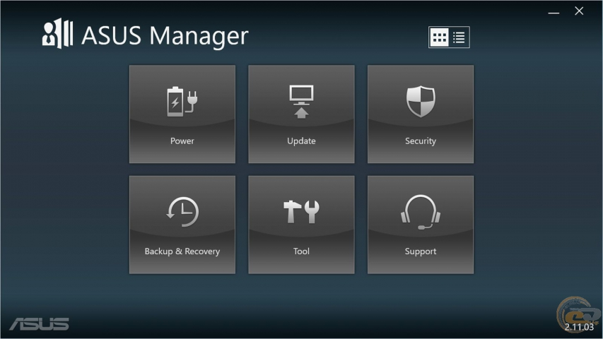 Asus manager - update Download + Paid Version