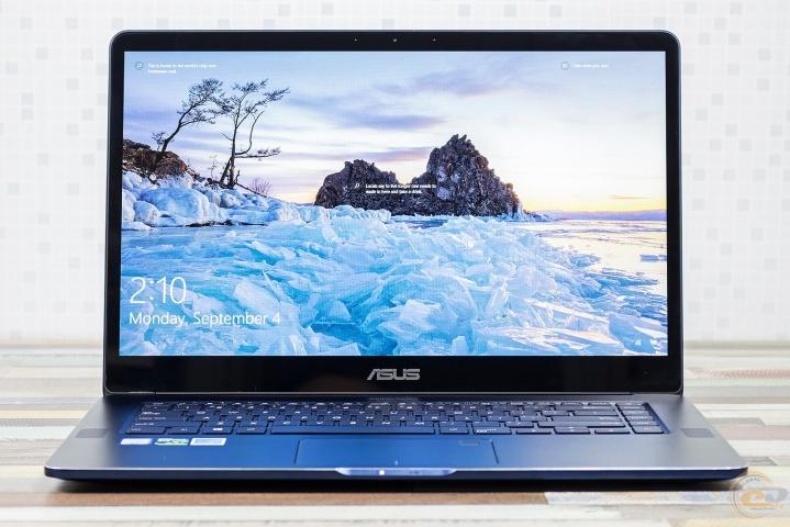 ASUS ZenBook Pro UX550VE-1