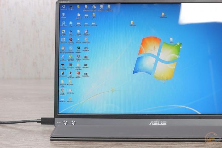 ASUS ZenScreen GO MB16AP-2