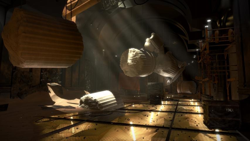 Deus Ex: Mankind Divided - VR Experience
