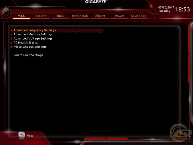 GIGABYTE AORUS GA-Z270X-Gaming K5-1