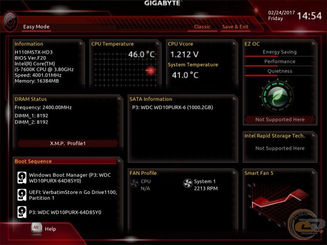 GIGABYTE GA-H110MSTX-HD3-2