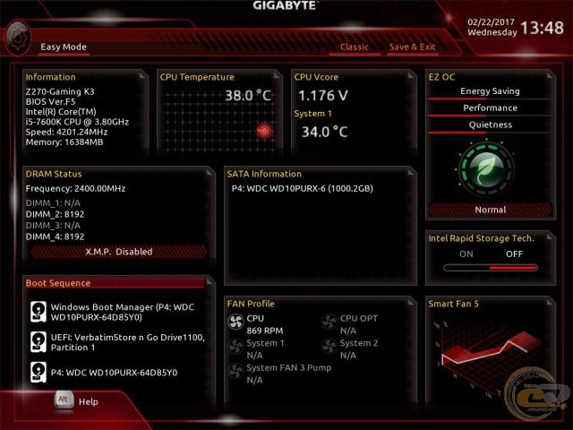 GIGABYTE GA-Z270-Gaming K3-1