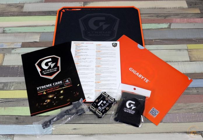 GIGABYTE GV-N1080XTREME-8GD-PP