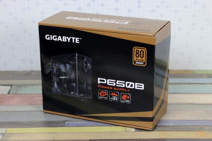 GIGABYTE P650B