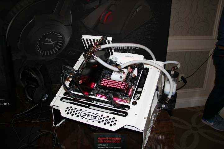 HyperX Predator LED DDR4-3000