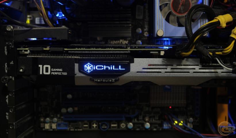 Inno3D iChill GeForce GTX 1080 X3
