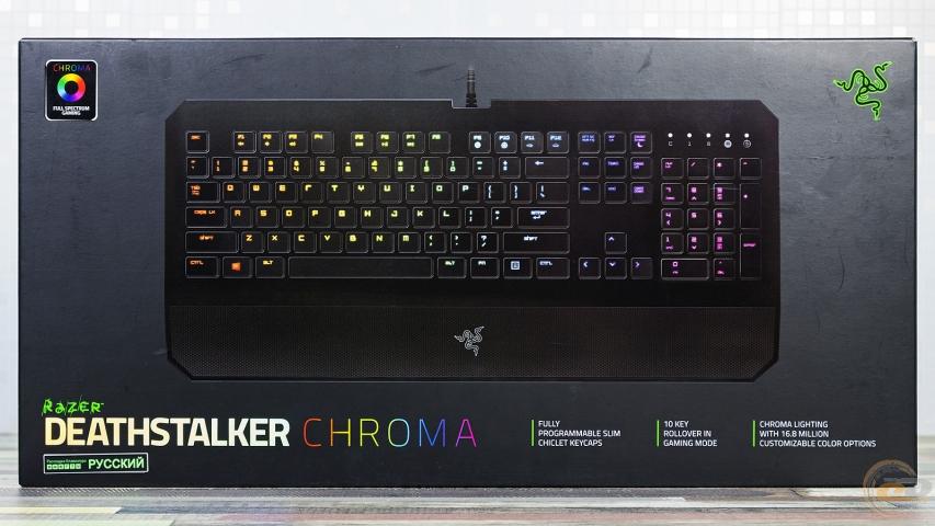 Razer DeathStalker Chroma