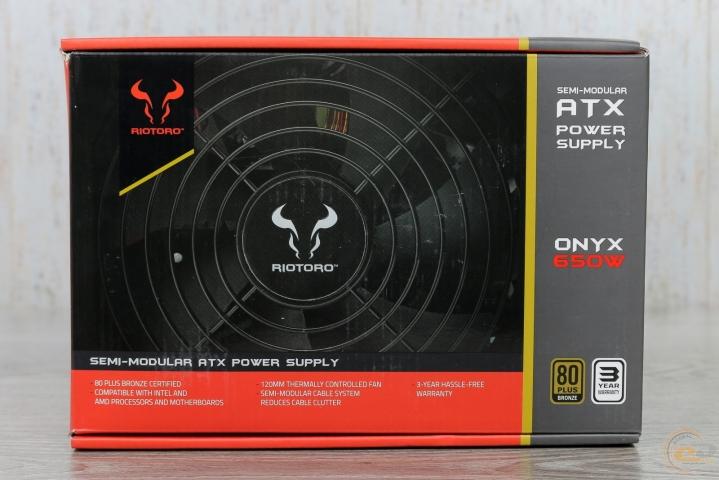 Riotoro Onyx 650W