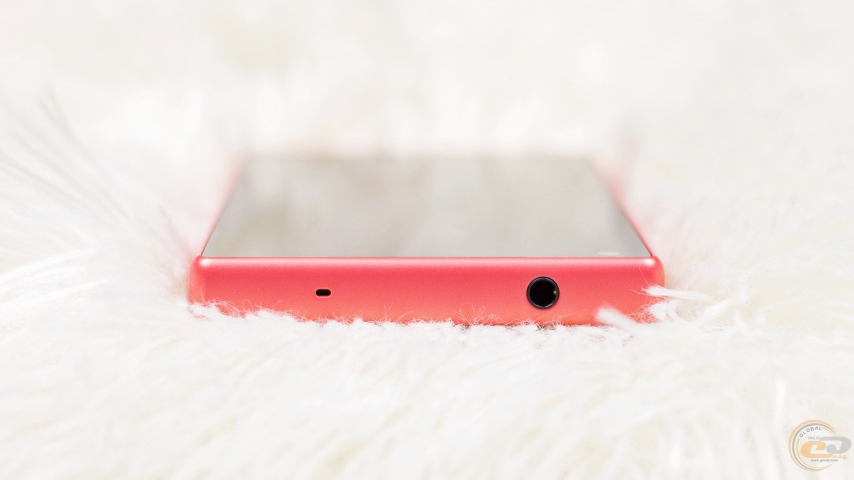 Sony Xperia Z5 Compact buttons