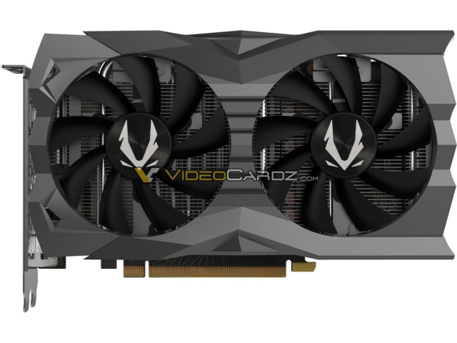 ZOTAC GeForce GTX 1660 Ti-1