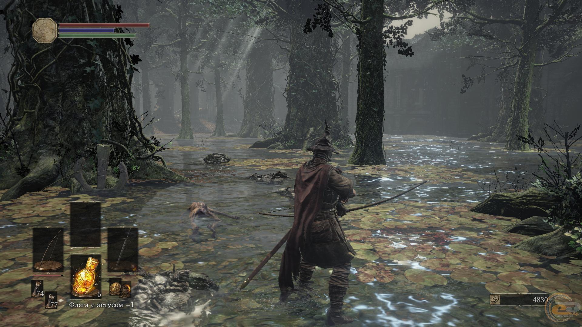 Рецензия на игру dark souls iii gecid