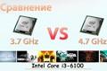 Intel Core i3-6100 в номинале и с разгоном до 4,7 ГГц в играх. Каков прирост FPS?