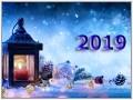 З Новим 2019-м роком! Підсумки і привітання