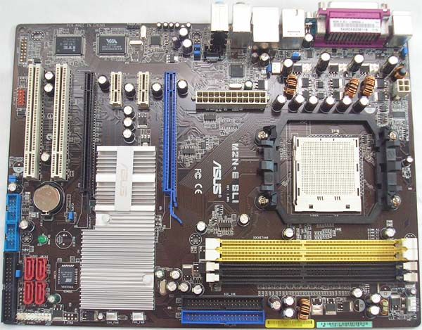ASUS M2N-E MOTHERBOARD DRIVERS DOWNLOAD FREE