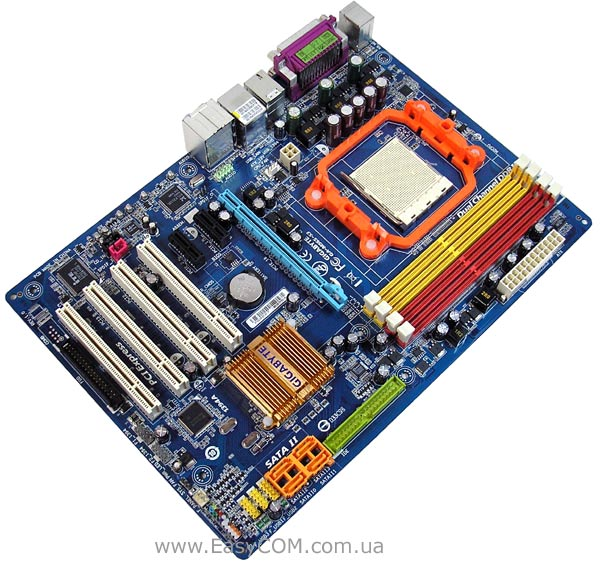 Gigabyte GA-M55S-S3 Microsoft UAA Driver for PC