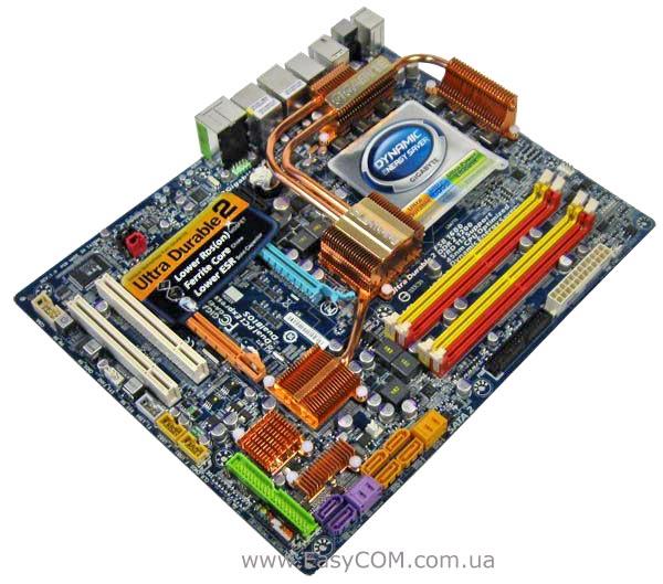 Gigabyte GA-EP45-DS5 SATA2 Drivers for PC