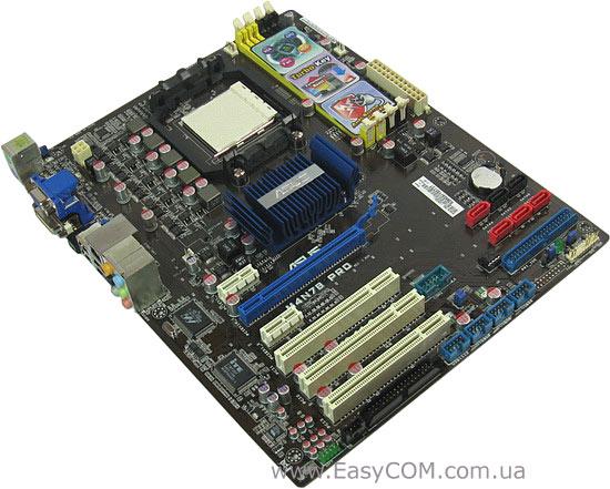 Asus M4N78-VM NVIDIA nForce Chipset Drivers Update