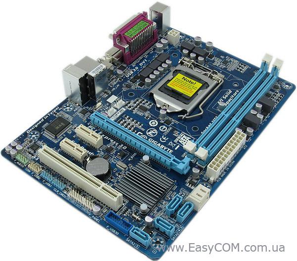 Gigabyte GA-B75M-D3H USB Blocker New