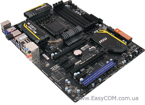 MSI Z77 MPOWER WIFI DRIVER PC