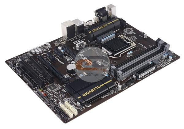 Gigabyte GA-B85-HD3 (rev. 1.0) Linux