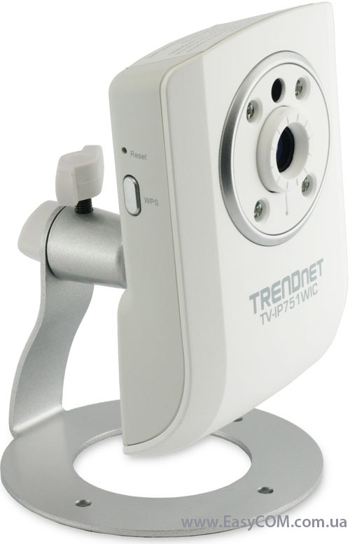TRENDnet TV-IP751WIC v1.0R Network Camera XP