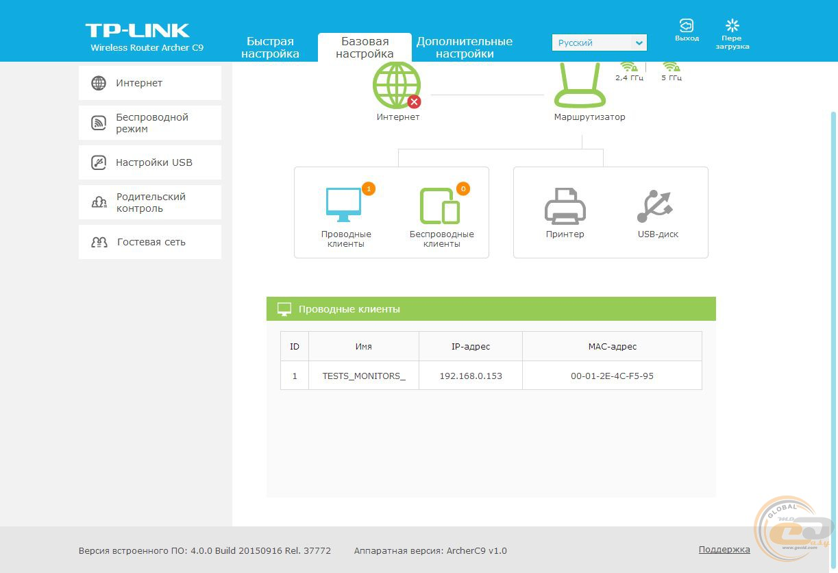 Обзор <b>и</b> тестирование беспроводного маршрутизатора TP-LINK ...