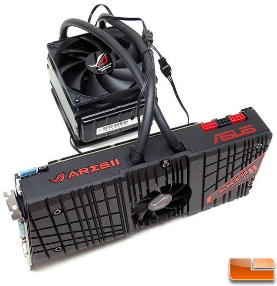 ASUS ARES2 AMD Graphics Driver for Windows 7