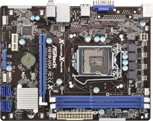 Driver UPDATE: ASRock H61M-VG4 Intel Smart Connect