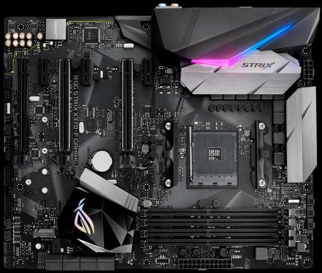 Driver UPDATE: Asus ROG STRIX X370-F GAMING Intel LAN