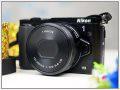 Nikon 1 V3 Mirrorless camera: review and testing
