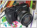 Mirrorless camera Canon EOS M3: review and testing