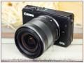 Огляд і тестування компактної цифрової камери Canon EOS M10