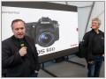 Презентация двух новых камер: Canon EOS-1D X Mark II и Canon EOS 80D