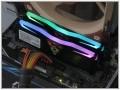 Обзор и тестирование комплекта оперативной памяти DDR4-2666 GeIL SUPER LUCE RGB GLS416GB2666C16ADC объемом 16 ГБ: создана привлекать внимание