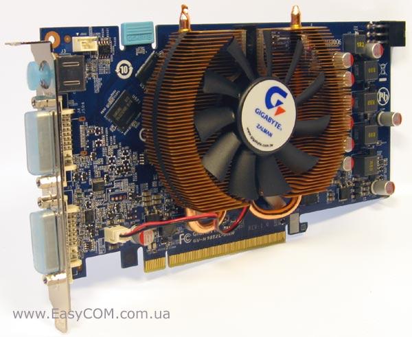 Geforce 8600Gs 512Mb V/D/Vo