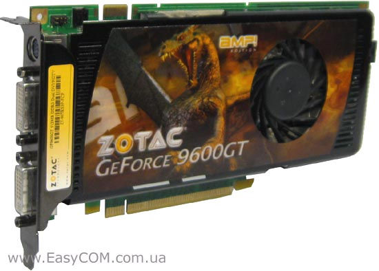 ZOTAC 9600GT DRIVER FOR PC